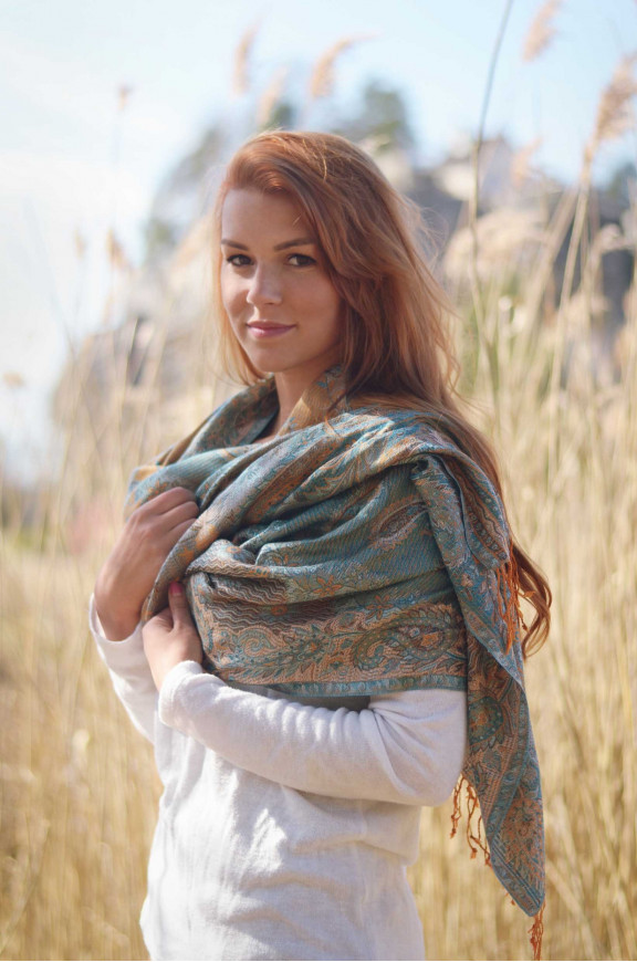 Schals aus Viskose